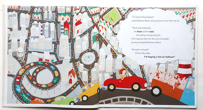Stuck In Traffic Pondering Madisons Use >> Chris Gurney Children S Writer
